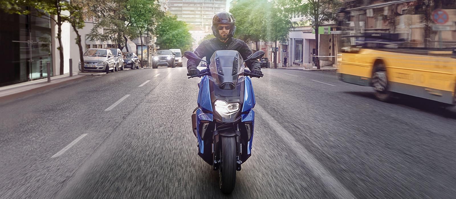 BMW Motorrad スマートコミューターキャンペーン